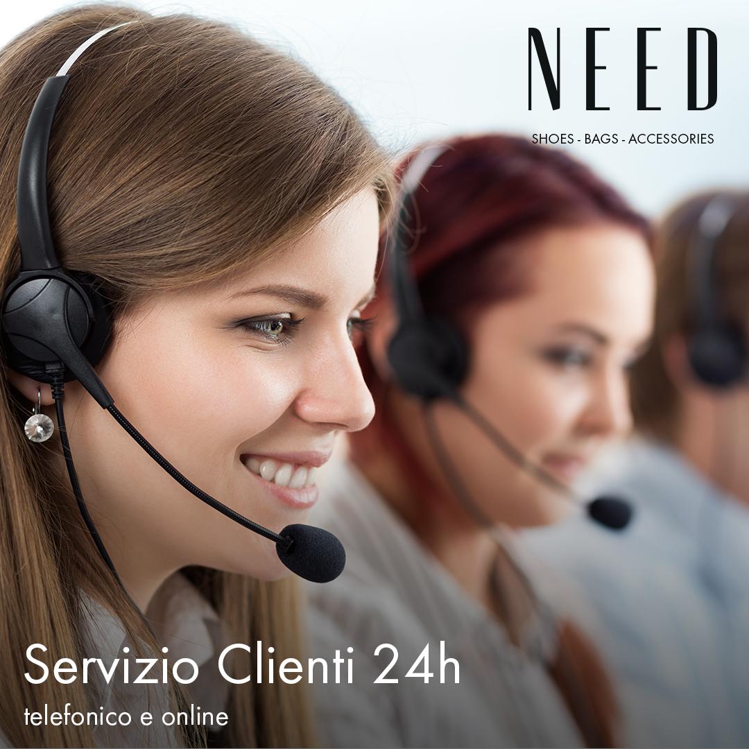 Servizio Clienti NEED